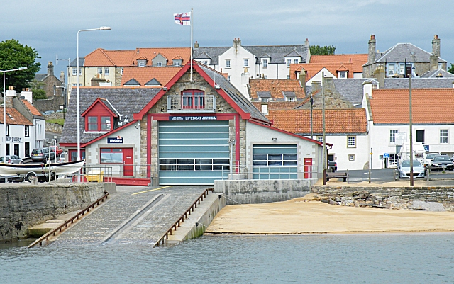 Anstruther Lifeboat Station