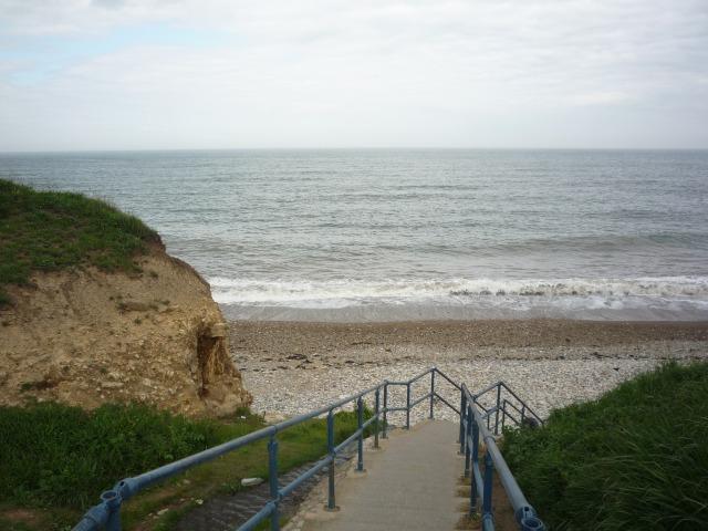 Path to Seaham beach