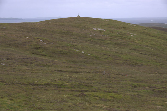 North end of South Staney Hill, Lerwick