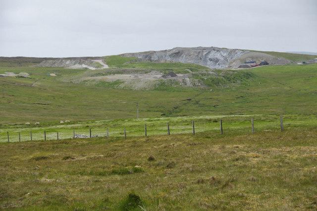 Staney Hill quarry