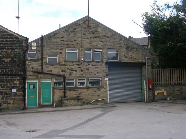 Ambulance Station - Moor Bottom