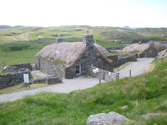Blackhouse Village Na Gearrannan