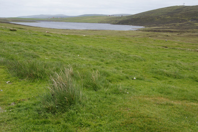 View to Sandy Loch