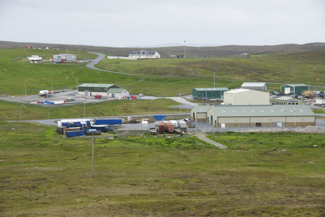 Staney Hill Industrial Estate, Lerwick