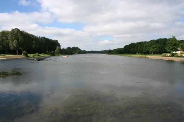 Peterborough rowing course, Longthorpe