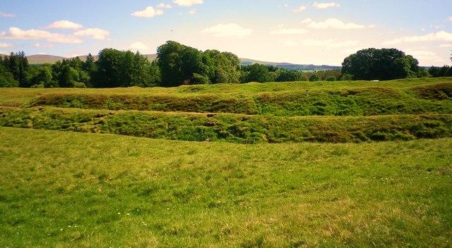 Ardoch Roman Camp