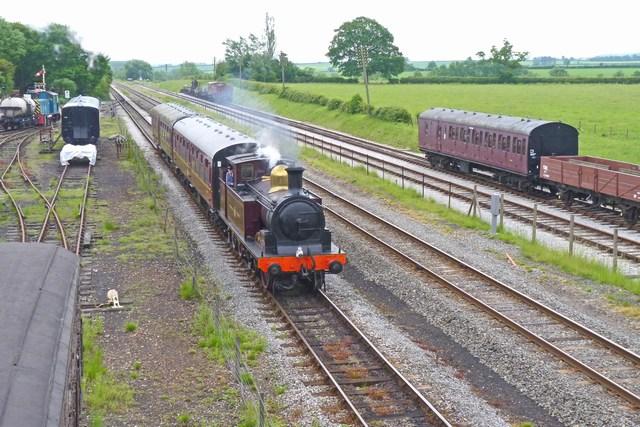 Buckinghamshire Railway Centre