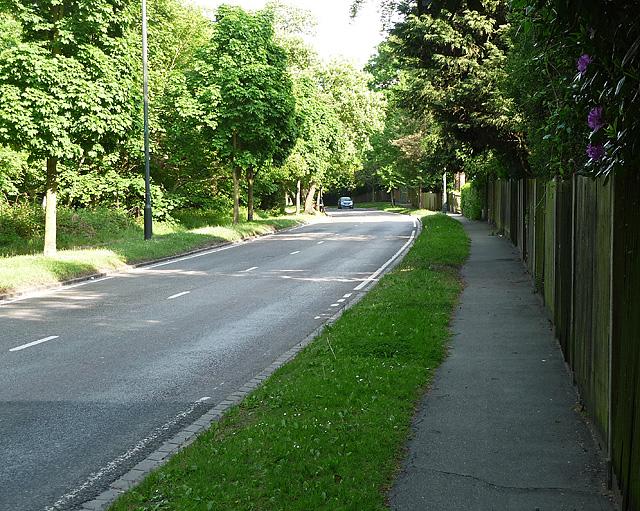Shirley Church Road, Upper Shirley