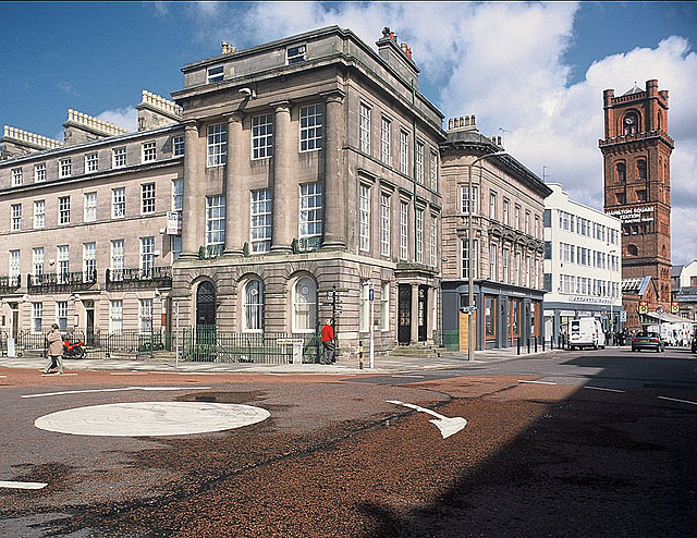 Hamilton Square, Birkenhead