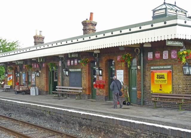Quainton Railway Station