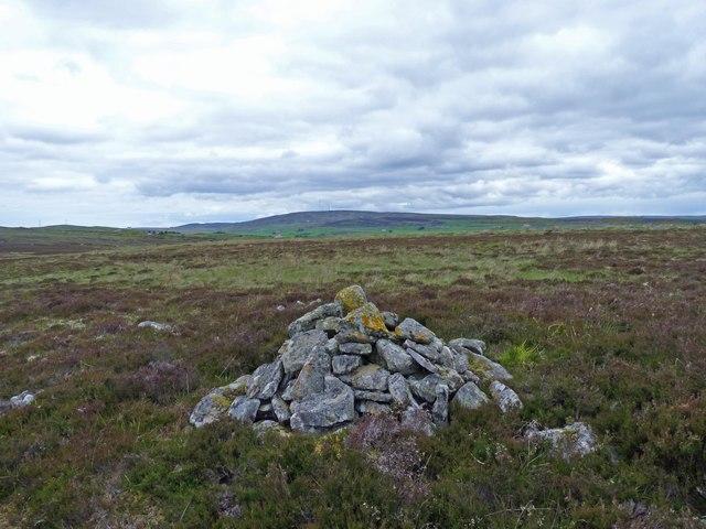 Cairn, Hill of Lychrobbie