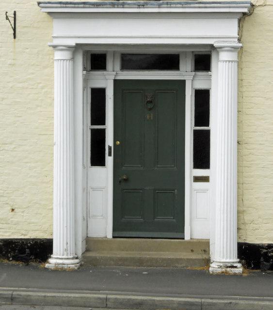 Doorway, 11 Whitecross Street