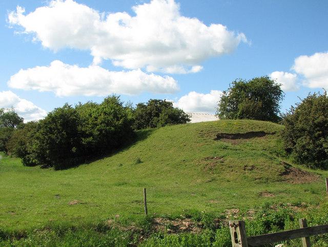Lord Harborough's Curve at Pile Bridge
