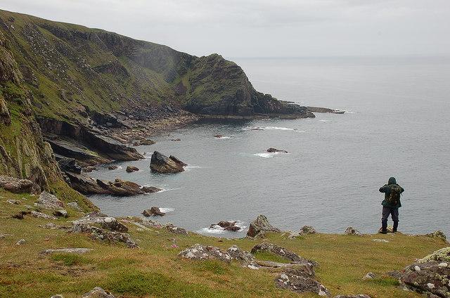 Coast SW of Old Man of Stoer