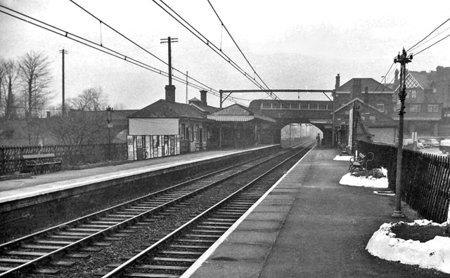 Brooklands Station