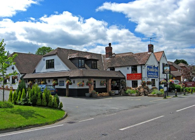 The Plough Inn, Cleobury Road