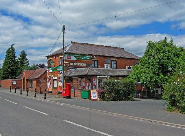 Forest Stores, Cleobury Road