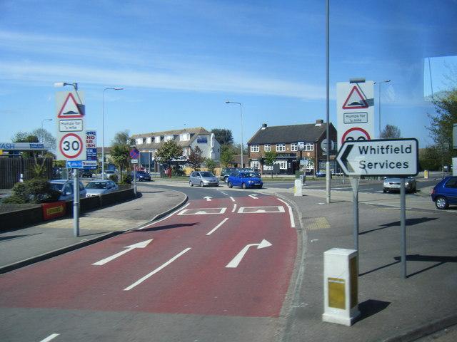 Sandwich Road, Whitfield