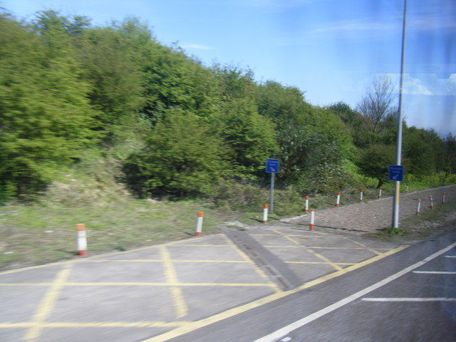 Escape Lane on Jubilee Way