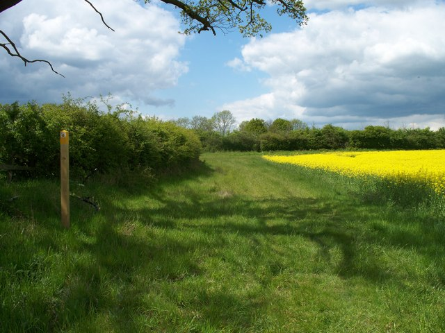 Path to Stretton-on-Fosse [4]