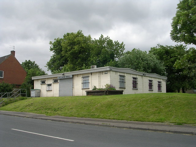 Honley Village Hall - Roundway