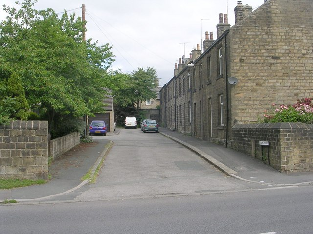 Chapel Terrace - Moor Bottom