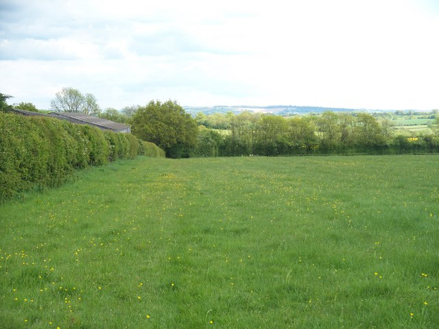 Path to Stretton-on-Fosse  [5]