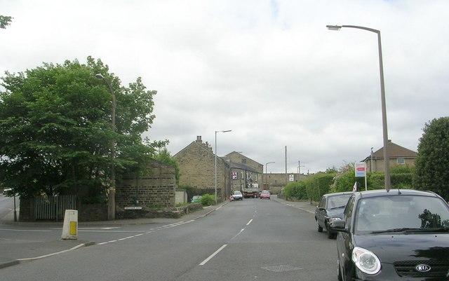 Meltham Road - Moor Bottom