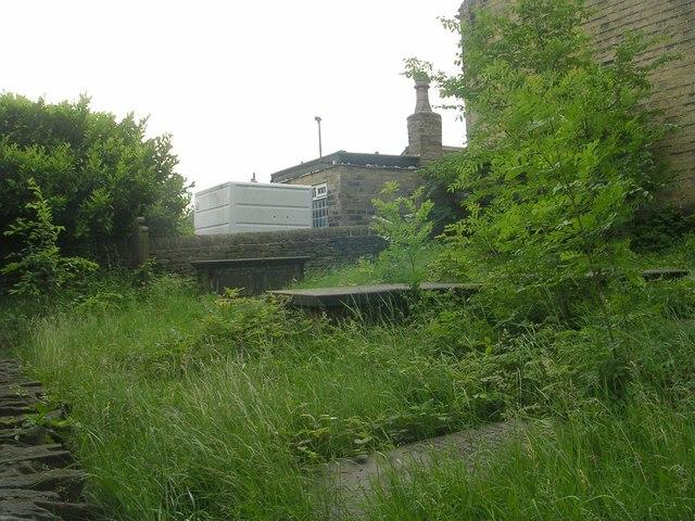 Burial Ground - Moor Bottom