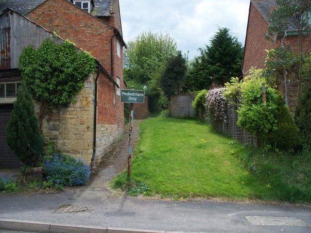 Village path [1]