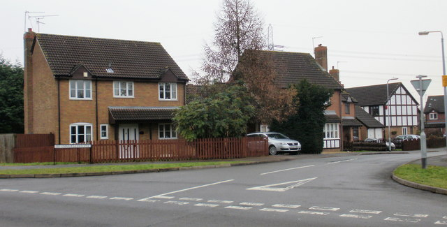 Sir Charles Crescent, Tredegar Gardens, Newport