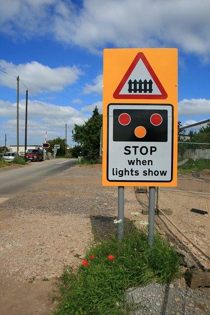 Sign on Barton Lane