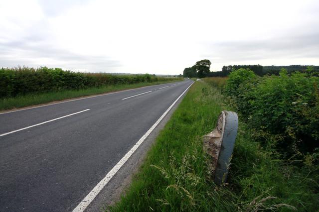 Milestone, A659