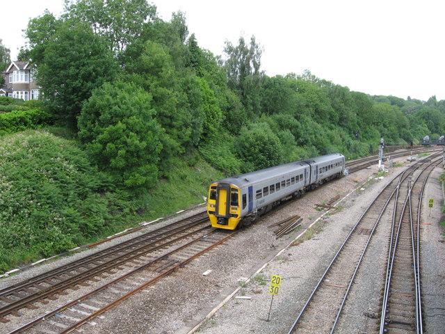 South Wales Main Line, Newport