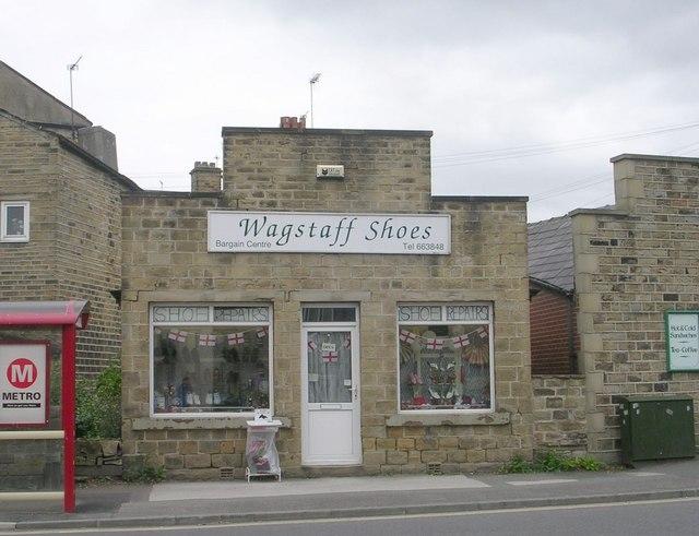 Wagstaff Shoes - Moor Bottom