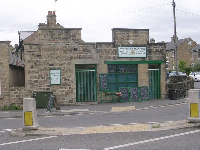 Pauls Family Butchers - Moor Bottom