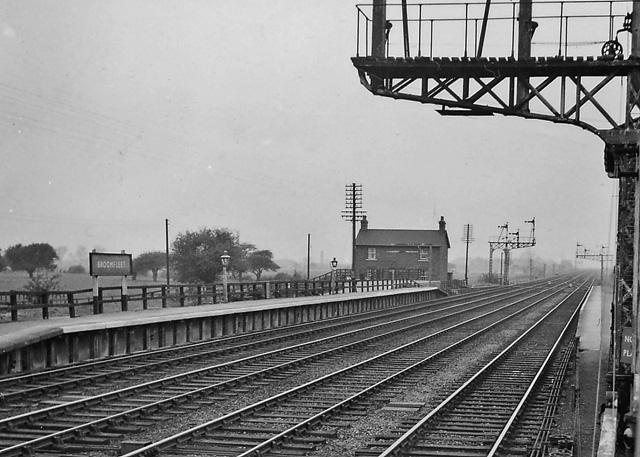Broomfleet Station