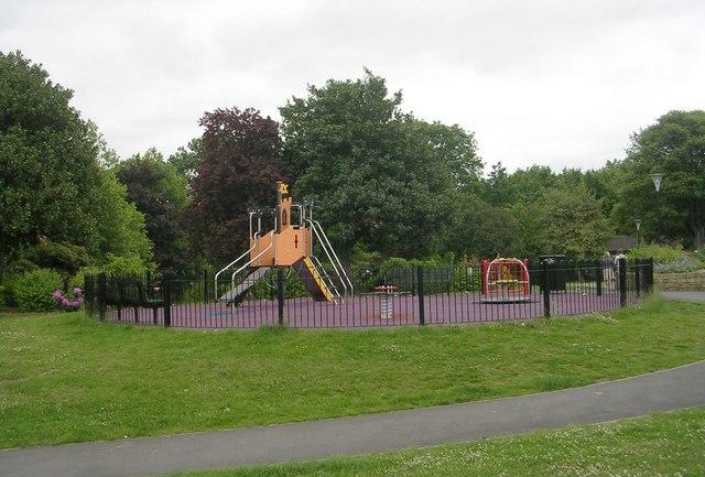 Playground - Honley Park
