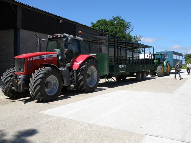 Morley Arable Research Centre open day