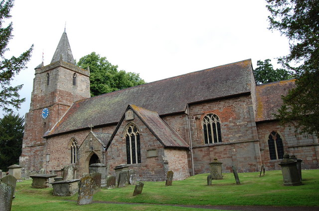 St Mary's Church, Dymock
