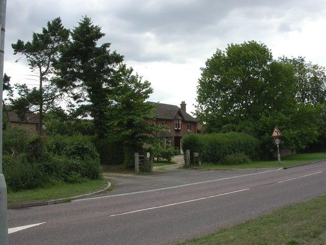 Wimborne, farmhouse