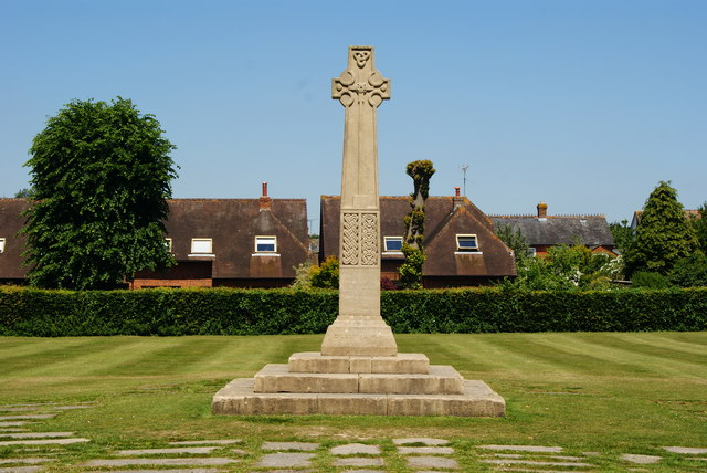 Cross at Romsey Abbey, Hampshire