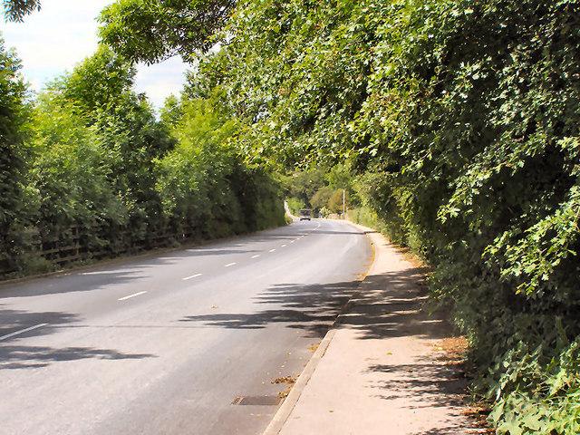 Accrington Road (B6246)