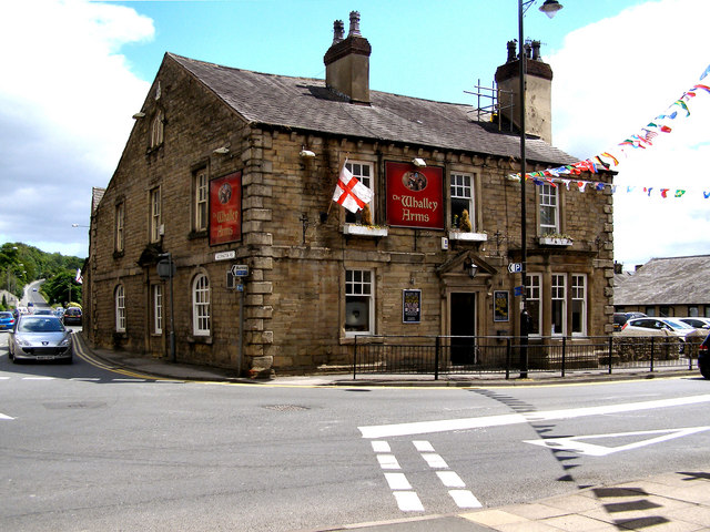 The Whalley Arms