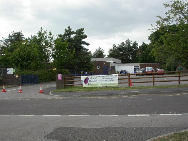 Colehill, first school