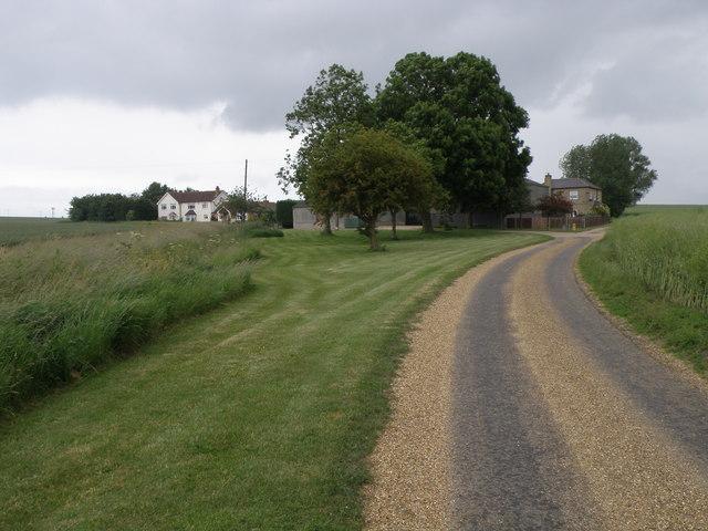Waterloo Farm near the Offords
