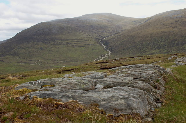 Ben Hee from Cnoc a' Choilich