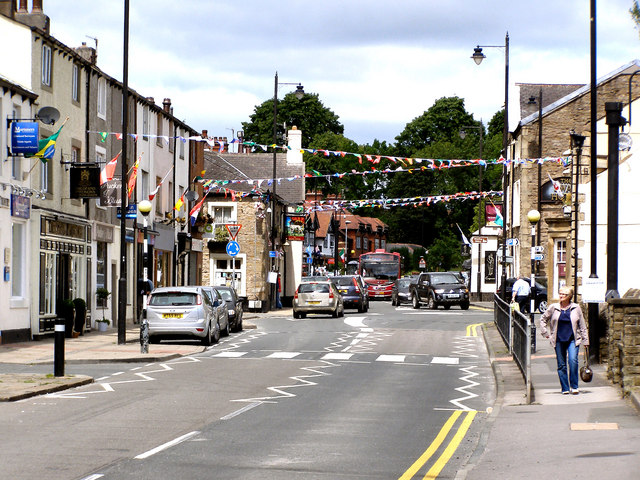 King Street, Whalley