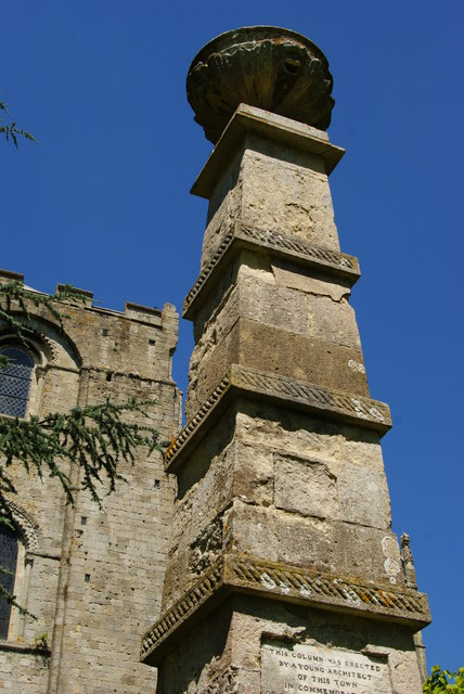 Waterloo Column, Romsey, Hampshire