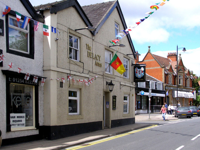 The DeLacy Arms